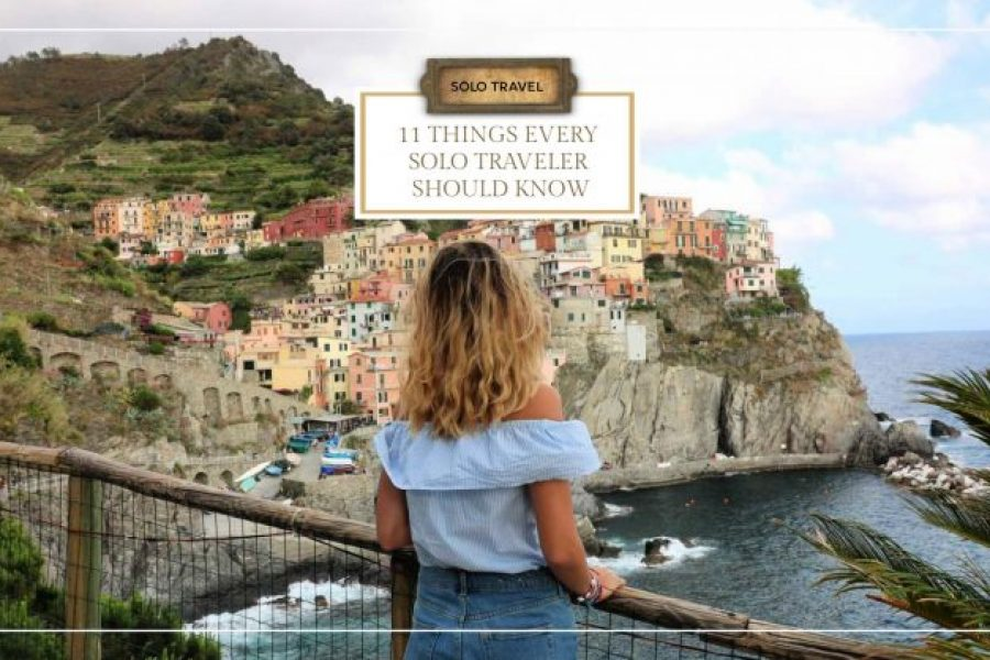 11 Things Every Solo Traveler Should Know