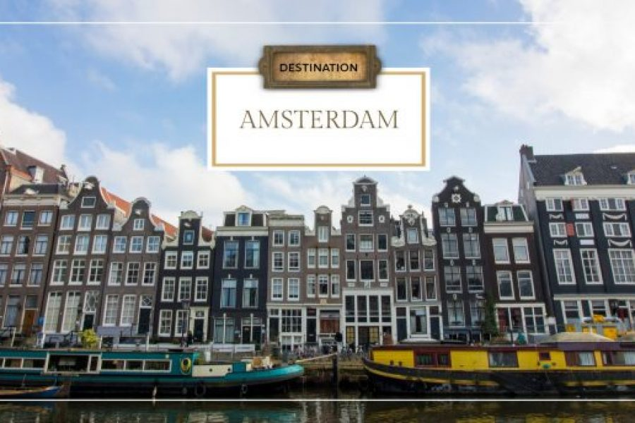 The Ultimate Solo Female Travel Guide to Amsterdam