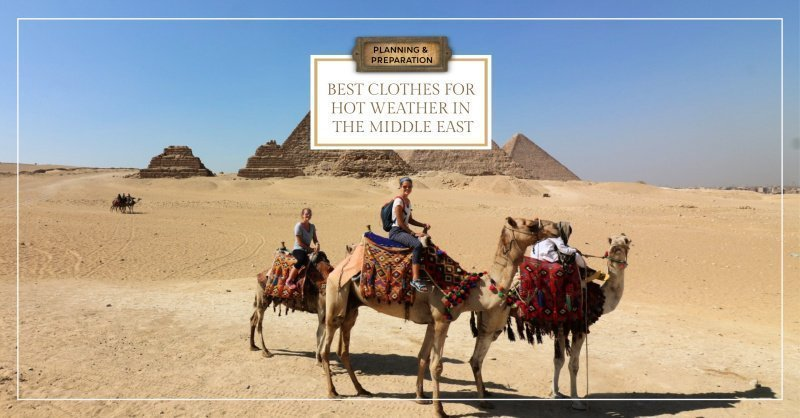 Best Clothes for Hot Weather