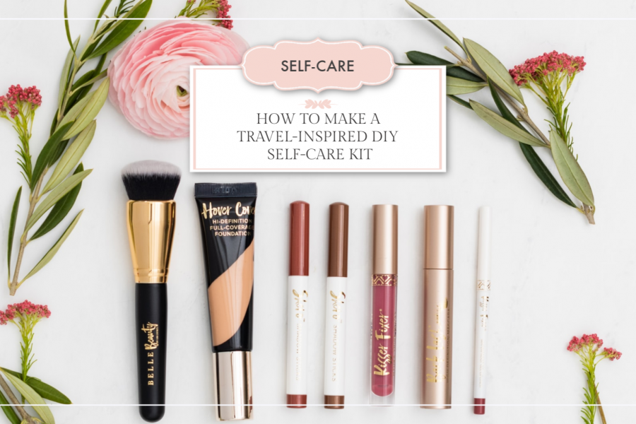 How to Make a Travel-Inspired DIY Self-Care Kit